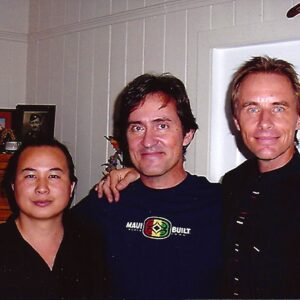 Sifu Chris, Michael & Max