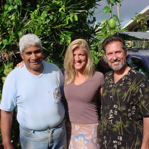 Papa Mahi, Maggie & Michael