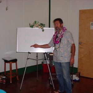Teaching Ho'o Ponopono in Waimea