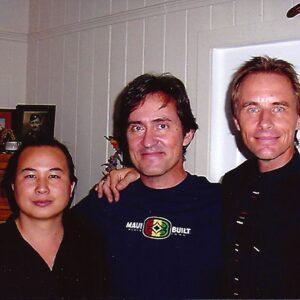 Sifu Chris, Michael & Max