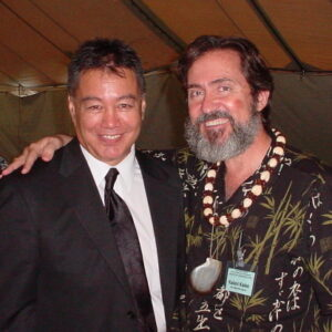 Kahuna Saito & Kaleo O Kalanai (Michael)