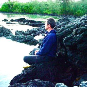 Meditation before the Chant, Hilo