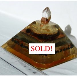 St. Michael Pyramid – SOLD