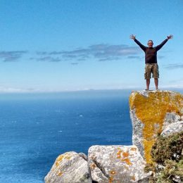 Isla Cies, Spain